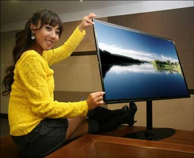 Death of LCD TV??