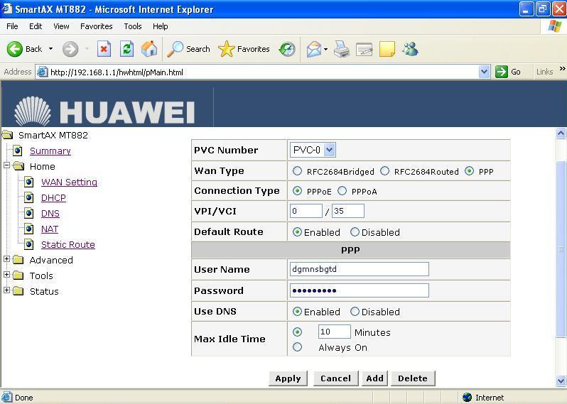 huwai mt882-1