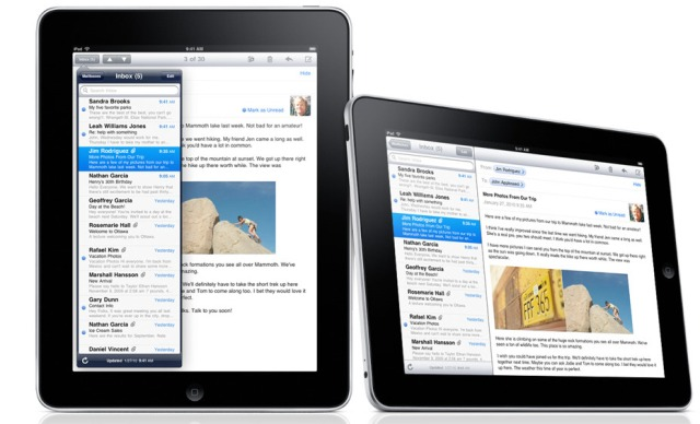 Apple iPad: features, specifications and cost