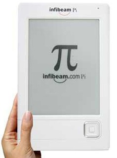Infibeam Pi- first e book reader of India- Features, specification and price