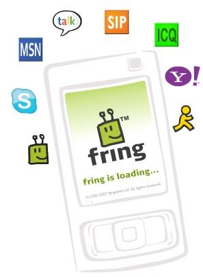 Fring- a free mobile application to stay connected with your friends