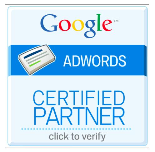 New adwords certification program from Google