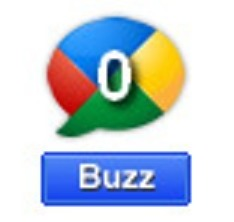 Google Buzz button plugin for Joomla with buzz counter