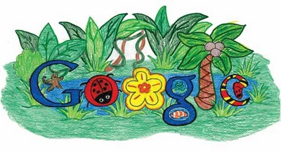 Winner of 2010 Doodle 4 Google competetion announced