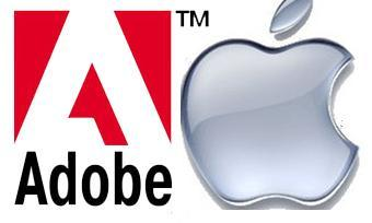 Tensions Rising Between Adobe and Apple Regarding the Flash Player