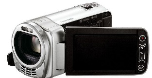 Panasonic HDC-TM35: Lightest Camcorder in the World