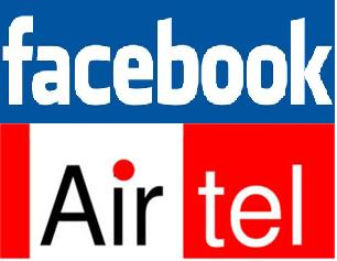 Free Facebook access for Airtel customers