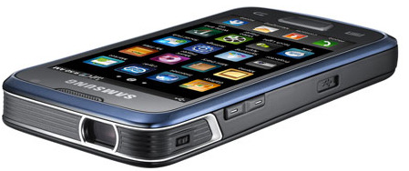 Samsung Galaxy Beam- World's first mobile phone with projector to hit the market