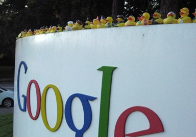 Google changes ranking algorithm: Lesson for webmasters