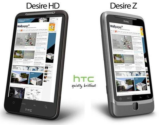 Navigating Overseas with HTC Desire HD and Z