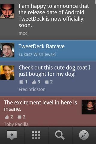 3 Best Twitter applications for Android phones