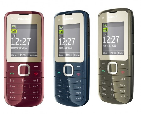 Nokia C2-00 Dual Sim Review, Pictures and Video