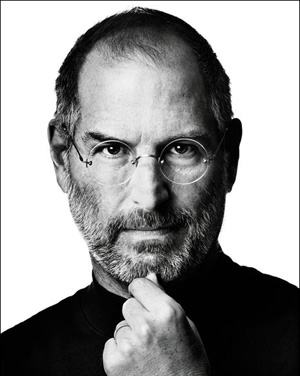 Five things a blogger can learn from the life of Steve Jobs