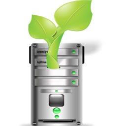green-server