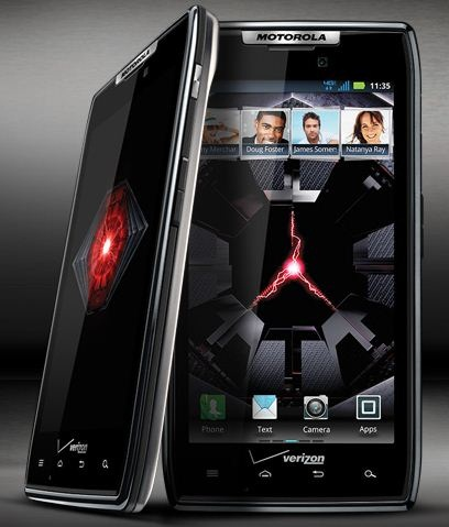 World's Thinnest 4G LTE Android Smartphone–Motorola Razr Review