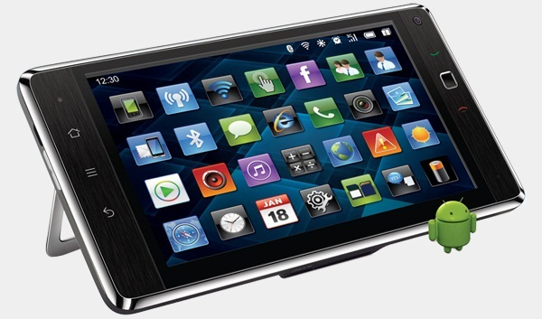 beetel magiq II android tablet