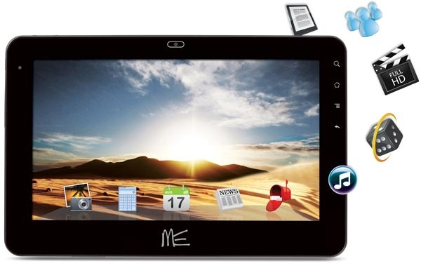 hcl me a7 android tablet