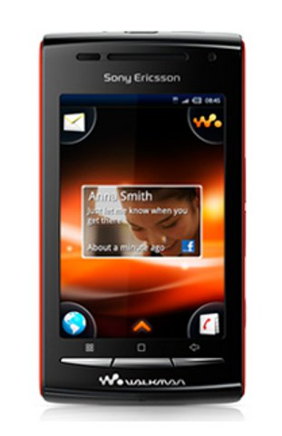 sony ericsson walkman w8 android