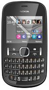 nokia asha 200 Nokia Asha Series Budget Cell phone   Comparison