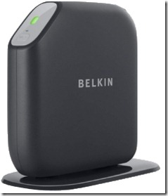 belkin surf router n router