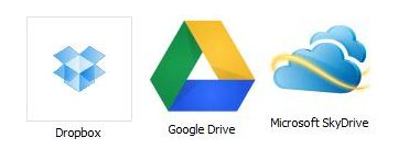 Dropbox vs. Google Drive vs. SkyDrive – Comparison In Clouds