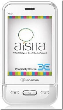 micromax AISHA