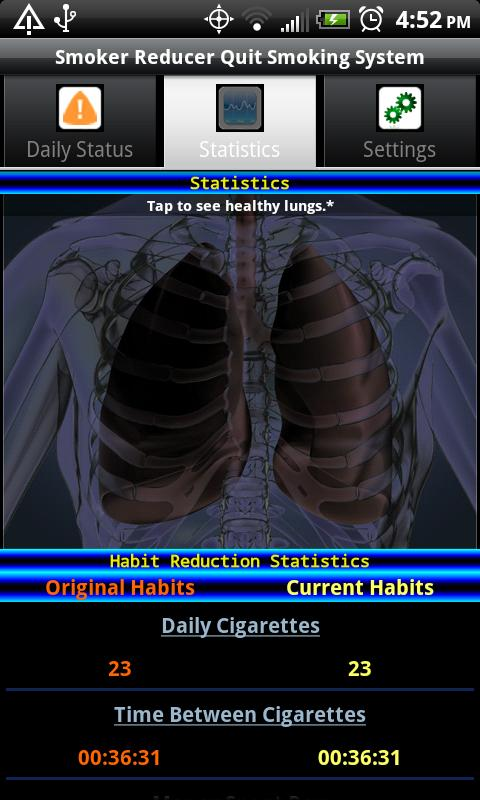 Cell Phone Apps Can Help You Quit Smoking