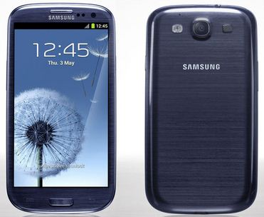 Samsung Galaxy S III–Samsung Unveils Quad-Core Powered Android Smartphone
