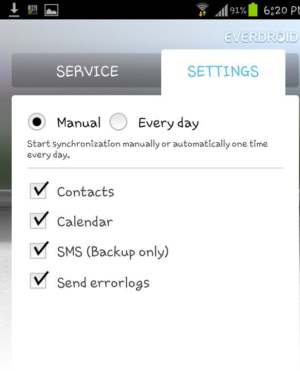 Screenshot 2012 06 15 18 20 51 How to save your mobile contacts and much more in cloud for Free!