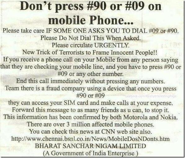 #09 #90 scam