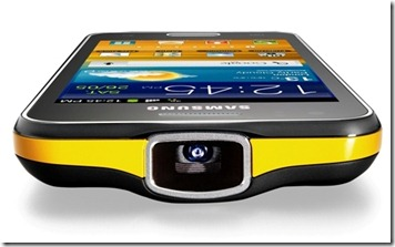 Samsung Galaxy Beam- Launches in India priced Rs 29,900