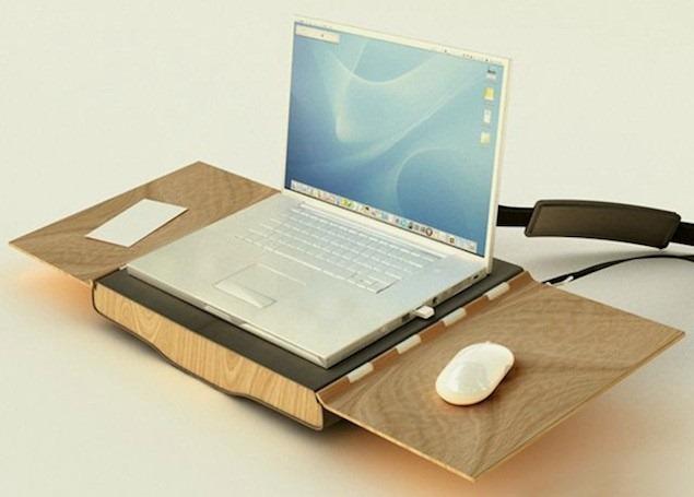 open air laptop