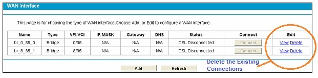 wan thumb How to configure TP Link TD W8968 Wireless N ADSL Modem cum Router for BSNL and MTNL