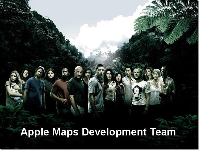 imap thumb Apple Maps  The biggest mistake   Funny memes and trolls