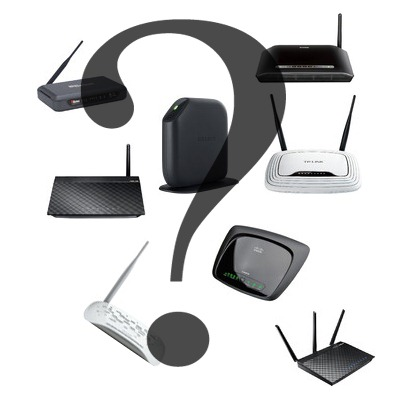 wireless router selection thumb ADSL Wireless Router buying guide.