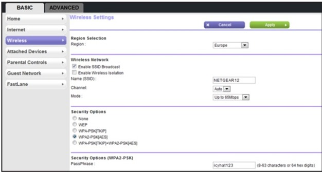 Untitled thumb Configure Netgear JNR 1010 Wireless N 150 Router for BSNL/MTNL Broadband connections