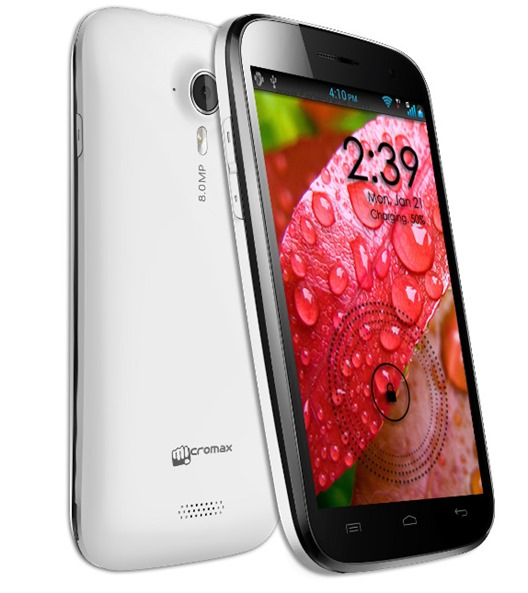 clip image001 thumb Quad core Android Smart phone Micromax Canvas HD A116–Review of features and specifications
