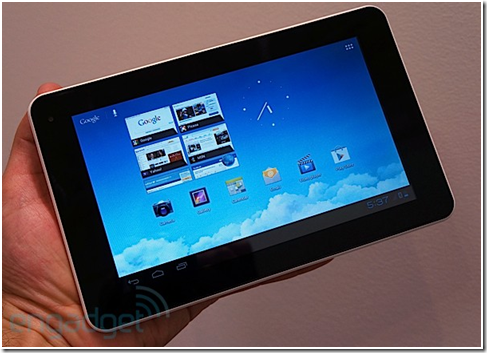 image thumb2 Ten Android tablets with calling facility under Rs.20,000
