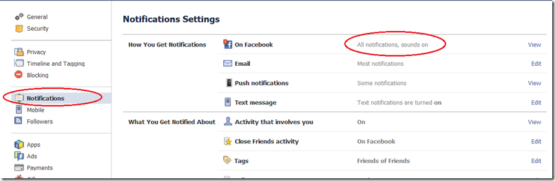 image thumb26 How to disable Notification Sound in Facebook
