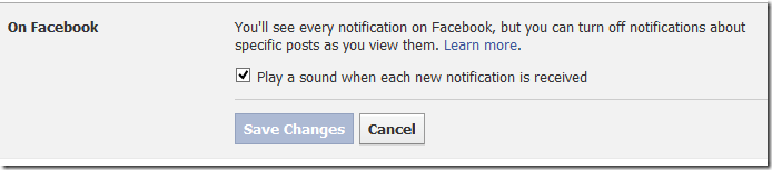 image thumb27 How to disable Notification Sound in Facebook