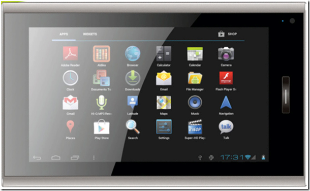 image thumb9 Ten Android tablets with calling facility under Rs.20,000