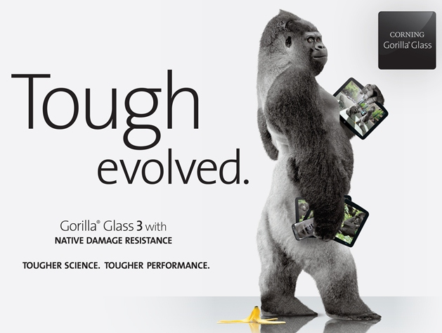 Gorilla Glass 3 in Samsung Galaxy S IV- Everything you need to know about Gorilla glass