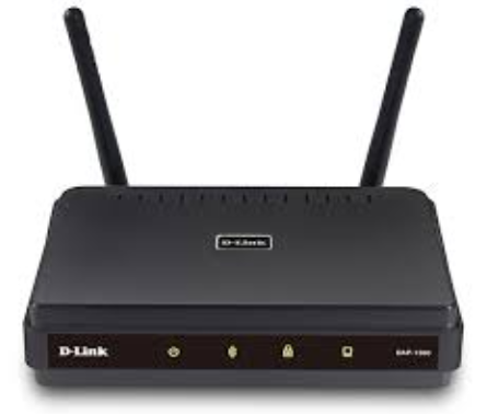 D-Link DAP-1360 Wireless Router and repeater