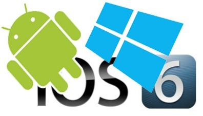 Mobile Operating Systems- iOS6 Windows 8 Android